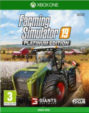 farming simulator 19 / 2019 - platinum edition - xbox one