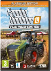 farming simulator 19 / 2019 - platinum edition - PC