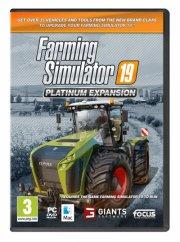 farming simulator 19 / 2019 - platinum expansion - PC