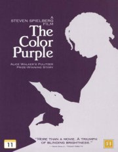 farven lilla / the color purple - Blu-Ray