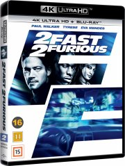 fast and furious 2 / 2 fast 2 furious - 4k Ultra HD Blu-Ray