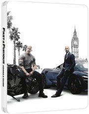 fast and furious 9 - hobbs & shaw - steelbook - Blu-Ray