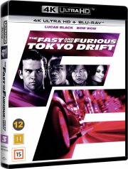 the fast and the furious 3 - tokyo drift - 4k Ultra HD Blu-Ray