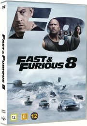fast and furious 8 - DVD