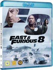 fast and furious 8 - Blu-Ray