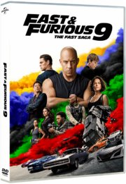 fast and furious 9 - DVD