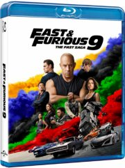 fast and furious 9 - Blu-Ray