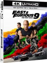 fast and furious 9 - 4k Ultra HD Blu-Ray