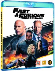 fast and furious 9 - hobbs & shaw - Blu-Ray