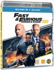 fast & furious presents: hobbs & shaw - 3D Blu-Ray