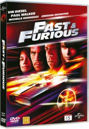 fast and furious 4 - DVD