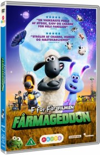 f for får 2 / shaun the sheep 2 - fårmageddon - DVD