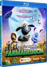 f for får 2 / shaun the sheep 2 - fårmageddon - Blu-Ray