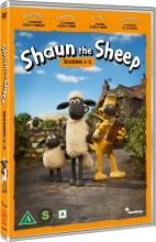 f for får - sæson 2-5 / shaun the sheep - sæson 2-5 - DVD