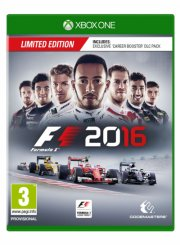f1 2016 (limited edition) - xbox one