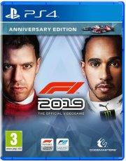 f1 2019 (anniversary edition) - PS4