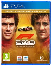 f1 2019 (legend edition) - PS4