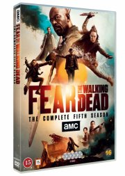 fear the walking dead - sæson 5 - DVD
