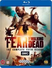 fear the walking dead - sæson 5 - Blu-Ray