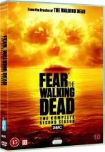 fear the walking dead - sæson 2 - DVD