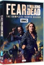 fear the walking dead - sæson 4 - DVD