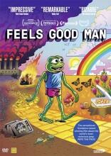 feels good man - DVD