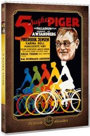 fem raske piger - DVD
