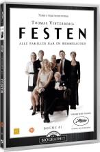 festen - thomas vinterberg - 1998 - DVD
