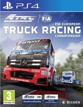 truck racing - fia european championship - PS4
