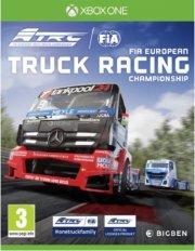 truck racing - fia european championship - xbox one