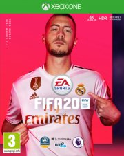 fifa 20 - nordisk - xbox one