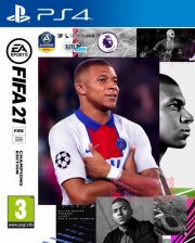 fifa 21 champions edition - inkl. ps5 version - nordisk - PS4