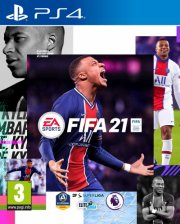 fifa 21 - inkl. ps5 version - nordisk - PS4