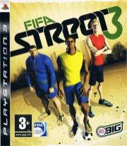 fifa street 3 (dk/no) - PS3