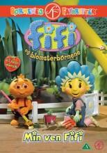 fifi and the flowertots / fifi og blomsterbørnene - min ven fifi - DVD