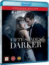 fifty shades darker / fifty shades i mørket - Blu-Ray