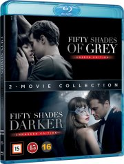 fifty shades of grey // fifty shades darker - Blu-Ray