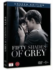 fifty shades of grey - unseen edition - DVD