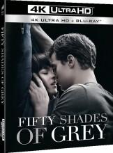 fifty shades of grey - 4k Ultra HD Blu-Ray