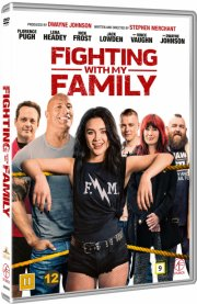fighting with my family - DVD
