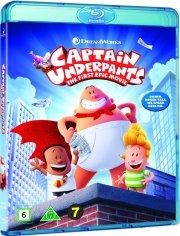 kaptajn underhyler / captain underpants - Blu-Ray