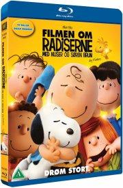 the peanuts movie / filmen om radiserne - Blu-Ray