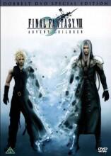final fantasy vii - advent children - special edit - DVD
