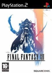 final fantasy xii (12) - PS2