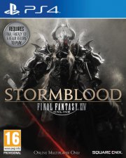 final fantasy xiv (14): stormblood - PS4