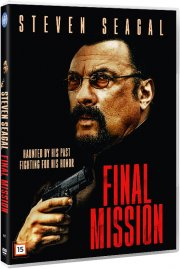 final mission / attrition - steven seagal - DVD
