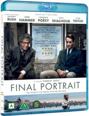 final portrait - Blu-Ray