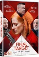 ava - 2020 / final target - DVD