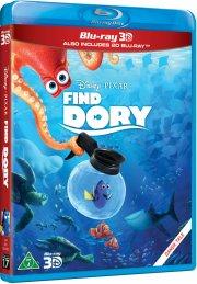 find dory / finding dory - disney pixar - 3D Blu-Ray