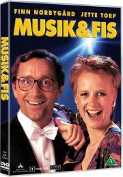 finn nørbygaard og jette torp - musik og fis - DVD
